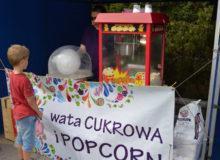 wata cukrowa i popcorn 220x160